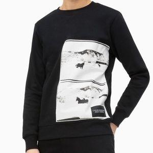 Calvin Klein Jean's X Andy Warhol Sweatshirt